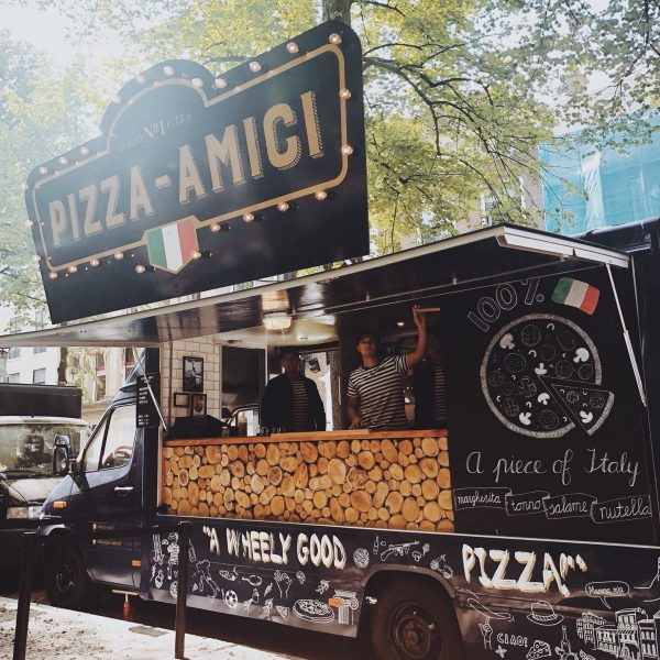 Foodtruck Den Haag